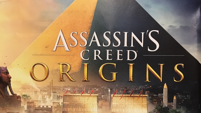 E3 Assassin's Creed