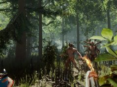 The Forest Early Access Phase Beendet VR Update Im Anmarsch