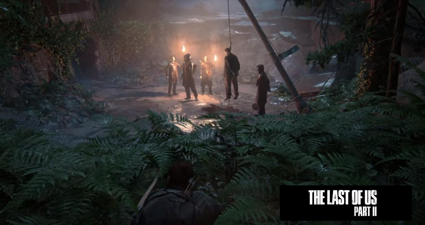 The Last of Us: Part II - Neuer Trailer zeigt erstmals ...