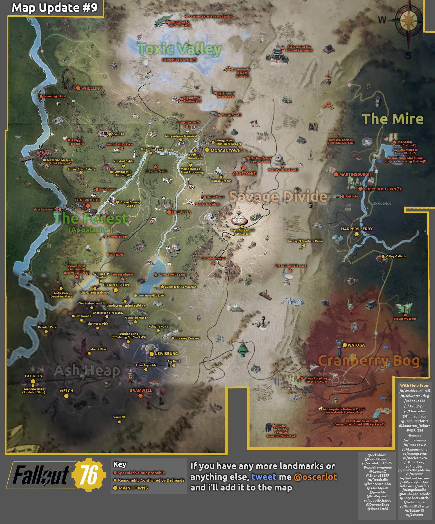 Fallout 76 214 Ffentliche Spieltests Und Beeindruckende