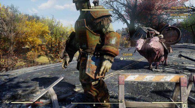 Fallout 76 Komplette Karte.Fallout 76 Handelsposten Und Handelsgruppen In Appalachia
